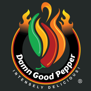 Damn Good Pepper Logo